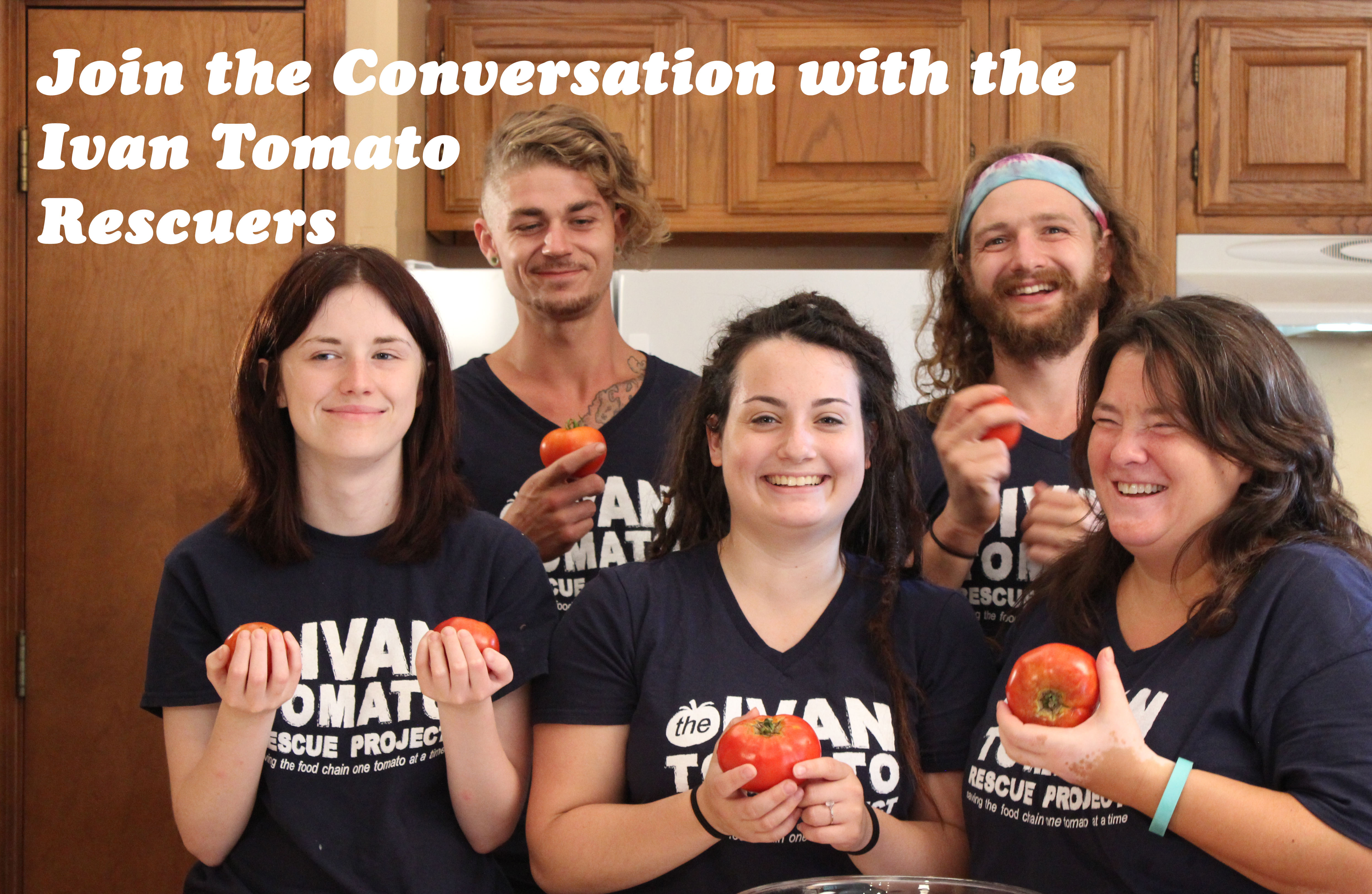 Ivan Tomato Rescuers – Join the Conversation?